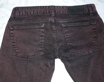 Kill City Distressed Denim Skinny Jeans, Size 30