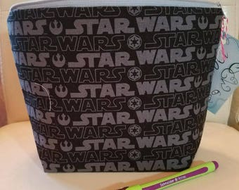 Medium Star Wars Zipper Bag