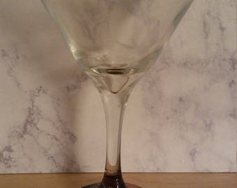 Halloween Martini Glass