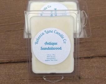Antique Sandalwood - Soy Wax Melts
