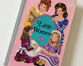 Little Women by Louisa May Alcott - vintage 1978 edition by Abbey Classics