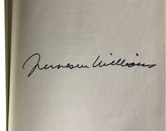 TENNESSEE WILLIAMS Selected Plays signed by Williams.  The Glass Menagerie,  Cat on a Hot Tin Roof,  A Street Car Named Desire and more.