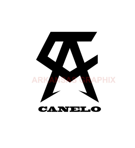 Canelo Logo Vector/Cuttable Files Eps, AI, Pdf and Svg