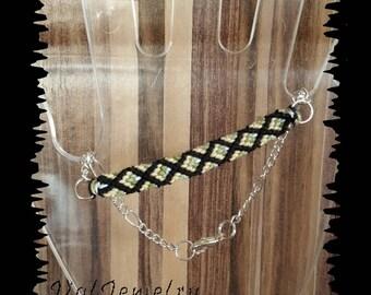Fashion curb chain Friendship Bracelet