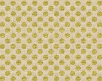 KRAVET LEE JOFA Kate Spade Dots Fabric 10 Yards Chartreuse