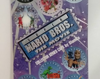 POGS-Super Mario Bros. The Movie