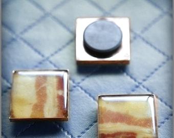 Speck Geschenk, Speck Magnet, Speck Liebhaber, Magnet