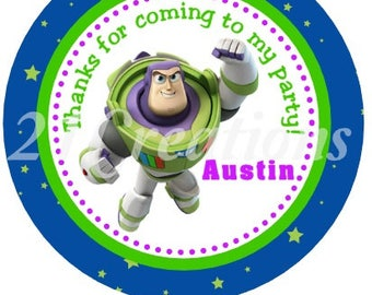 Buz Lightyear Stickers
