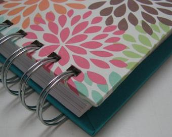 Menu Planning - Meal Planning - Meal Planner - Weekly Meal Planner - Menu Planner - Dinner Menu - Meals Organizer - Colorful Mum Floral