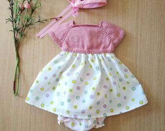 Set baby handmade