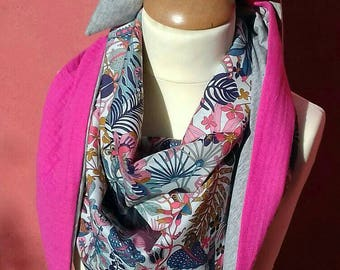 Liberty woman scarf
