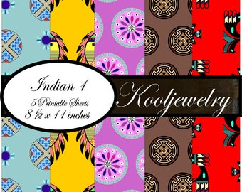 Indian paper pack - No. 25