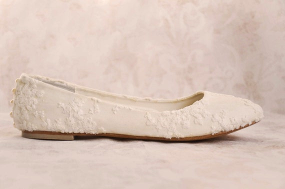 Wedding shoes lace wedding shoes flats ivory lace bridal flats wedding shoes lace wedding shoes flats ivory lace bridal flats lace wedding flats wedding flat shoes embellished shoes ivory wedding shoes junglespirit Image collections