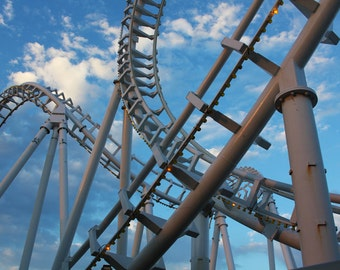 Rollercoaster at Ocean City MD.