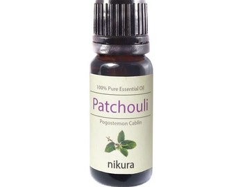 100% Pure Patchouli (Indonesian) Essential Oil 10ml, 50ml, 100ml