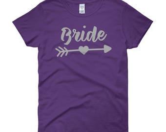 Bride Grey Women's short sleeve t-shirt