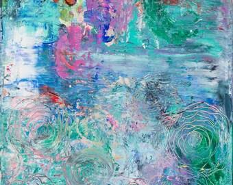 Pond - Original Painting