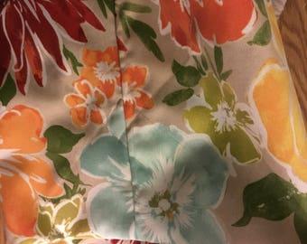 Game bag -  floral