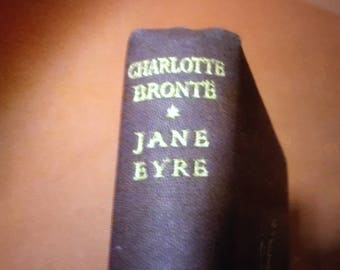 Antique Jane Eyre by Charlotte Bronte - 1848