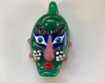 Glass Monster pendant