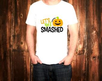 Mens Halloween Shirt
