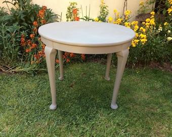 An Elegant Vintage Coffee Table