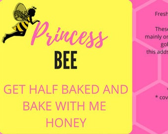Australian Bake with me honey