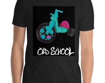 Old School Big Wheel T-Shirt