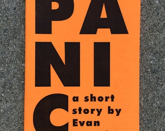 PANIC - A Short Story by Evan Chambers
