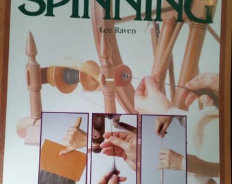 Hands on Spinning book