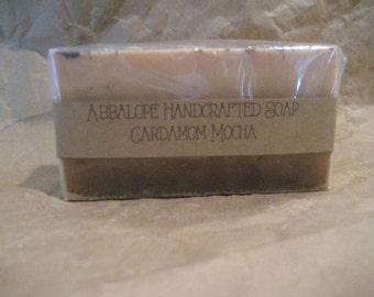 Cardamom Mocha Soap Bar