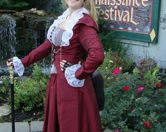 Renaissance Costume (Sweeney Todd) Steam punk