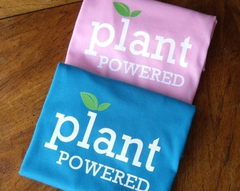 Plant Powered T-Shirt for Kids