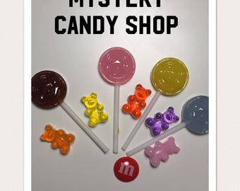 Mystery candy shop