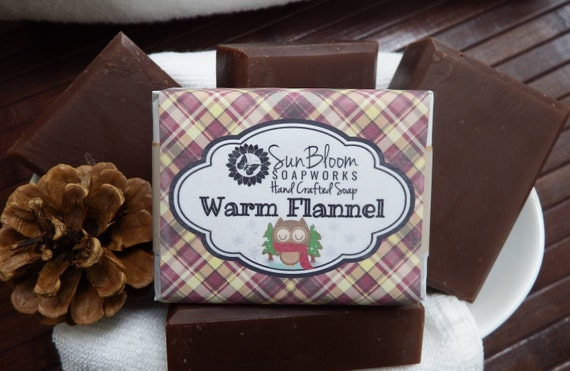 Warm Flannel Soap