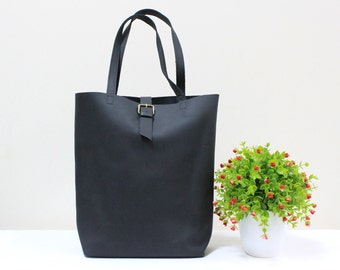 Leather soft bag, leather tote vintage, leather tote bag, leather soft tote, leather weekend bag, leather tote, women weekend bag, handbag