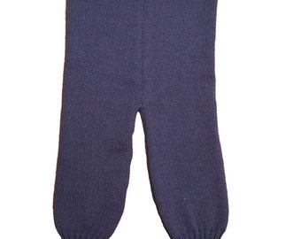 Knited merino wool pants/leggings