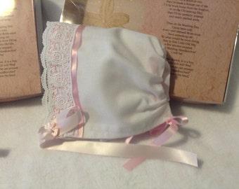 Handkerchief  Bonnet Magic Hanky