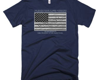 Constitution - Jefferson Quote T-shirt