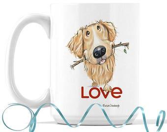 Pet Lover Personalized Teacher Gift / Golden Retriever / Teacher Gift / Pet Lover