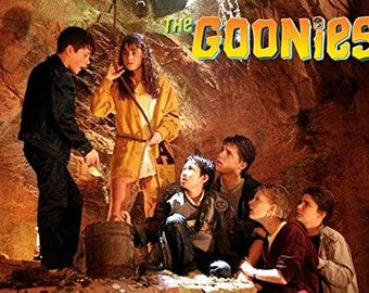 "The Goonies - Cave - 24x36"" Poster"