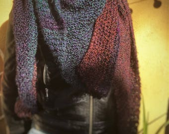 Need Hygge giant triangle shawl color Midnight
