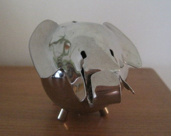 Elephant BANK, Raimond, Vintage