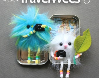TravelWees PDF pattern