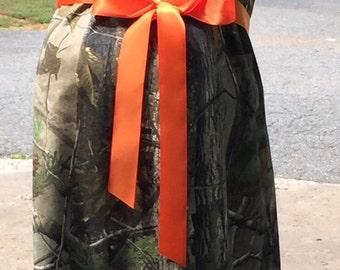 Camo RealTree Mossy Oak Break Up Peasant Maternity Dress Women Lady Size xxs XS s m l xl xxl 2xl 3xl Cotton knit camouflage summer