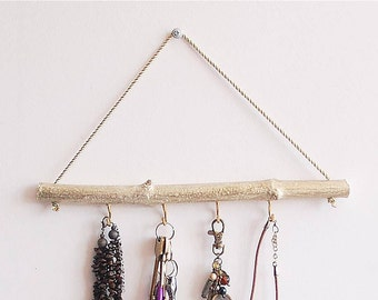 Wall jewelry hanger Etsy