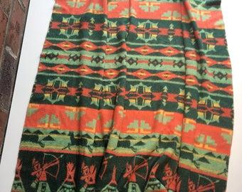 Vintage Beacon Camp Blanket