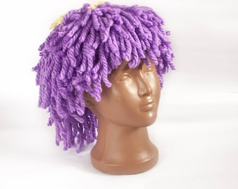 Wig, Jokes hats, Halloween wig, Adults and children hats, party cap, carnival costumes, halloween, cap hair, reusable wig