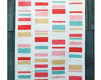 Love Ladder Quilt Pattern - Digital Copy