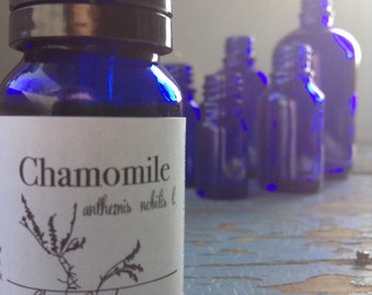 Roman Chamomile Essential Oil - Aromatherapy - Essential Oil - Essential Oils